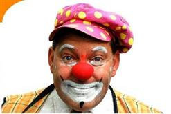 Xavier Petit alias clown Bardouf